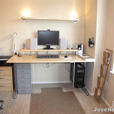 Ikea Computer Desk Setup by Best Ikea Computer Desk Setup Parts Josenet