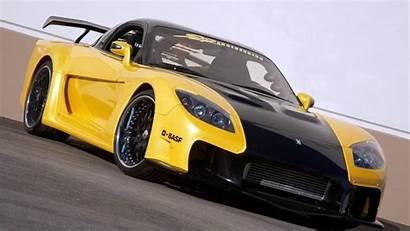 Rx7 Mazda Veilside Cars Rx Fast Furious