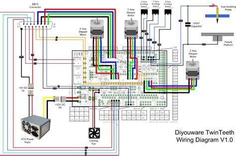 twinteeth wiring the electronics diyouware