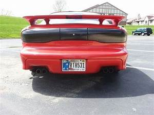 Purchase Used 1995 Pontiac Trans Am 5 7 Lt1 A  T 145k In