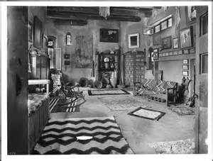 file interior view of quot el alisal quot the home of charles f
