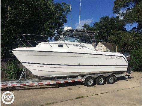 Bay Boats For Sale Lake Charles by 1999 Glacier Bay 2670 Island Runner Power Boat For Sale In