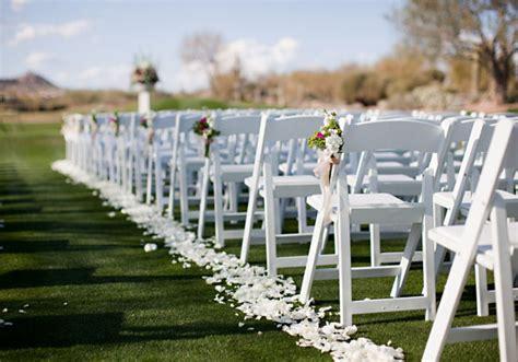 Flower Lined Aisle Elizabeth Anne Designs The Wedding Blog