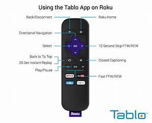 Using The Tablo Dvr With Roku  U2013 Tablo