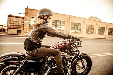 In Increasing Numbers, Women Are Taking To The Road On Two