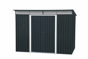 Metallgerätehaus Titan 8x6 : metallger tehaus skylight von toom ansehen ~ Buech-reservation.com Haus und Dekorationen