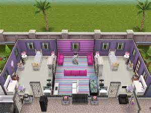 Sims FreePlay Living Room