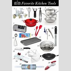 Favorite Kitchen Tools  Busy In Brooklyn