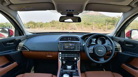 jaguar xe  pure interior car  overdrive