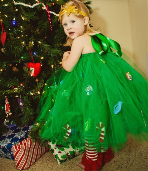 wonderful diy christmas tutu dress for your little princess