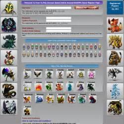 monster mmorpg free play browser based mmo rpg game pokemon style monstermmorpg photo