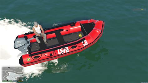 Zodiac Boat Gta 5 by Boats And Motorboats For Gta 5 60 Boats And Motorboats
