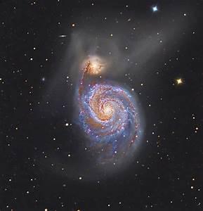 APOD: 2012 June 2 - M51: The Whirlpool Galaxy