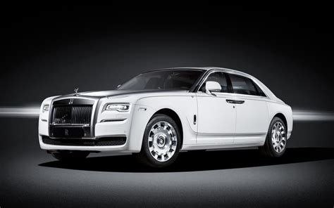2016 Rolls Royce Ghost Eternal Love Wallpapers