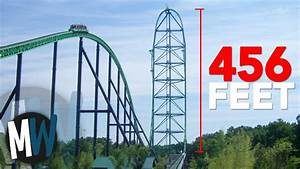 Another 10 Tallest Roller Coasters In The World - YouTube
