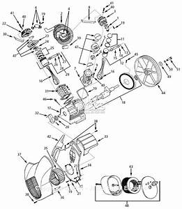 Campbell Hausfeld Hs4000 Parts Diagram For Pump Parts