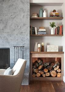 Brennholz Richtig Lagern : brennholzlagerung zu hause stilvolle und originelle ~ Watch28wear.com Haus und Dekorationen