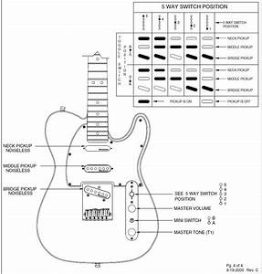 Nashville Deluxe Tele Wiring Question