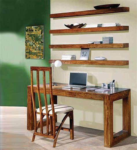 buy compact study table  wood dekor