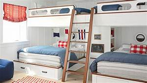 20 Fun, Beachy Bunk Rooms - Coastal Living