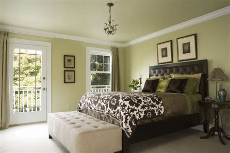 Design Ideas For Green Bedroom by 21 Bedroom Wall Colours Decorating Ideas Design