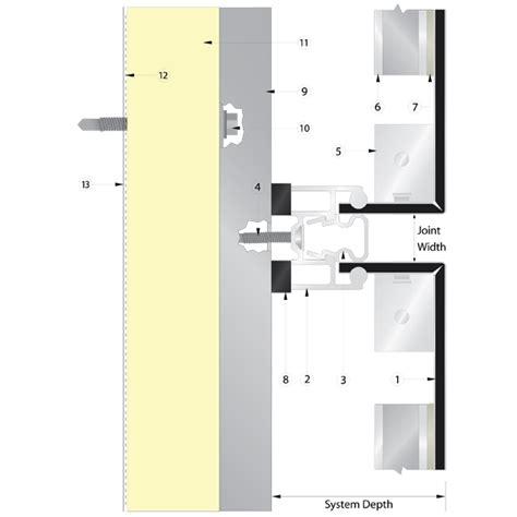 universe   alpolic  universe continuous insulation system universe facade