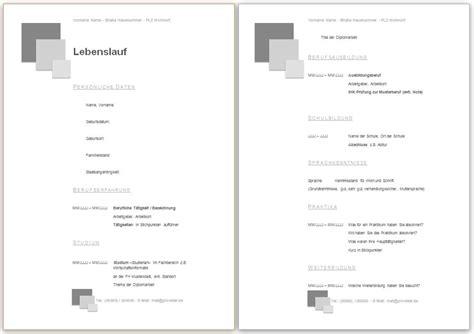 Lebenslauf Muster 2016 Kostenlos by Tabellarischer Lebenslauf 2016 8 Lebenslauf 2016 Muster