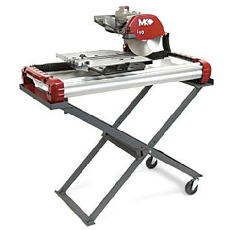 mk tile saw stand mk tx 3 tile saw with misting system stand ebay