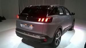 Carnet Entretien Peugeot 3008 : fiches techniques nouveau peugeot 3008 moteurs dimensions et prix l 39 argus ~ Gottalentnigeria.com Avis de Voitures