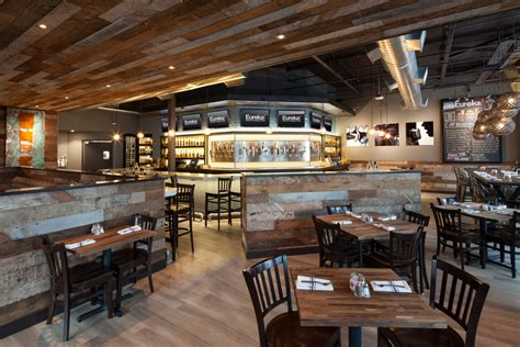 industrial cafe interior design eureka seattle ab design studio archinect Modern