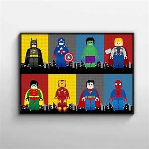best 25 lego wall art ideas on pinterest boys lego With lego wall art