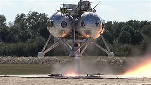 NASA's robotic lander Morpheus soars in test flight - CBS News