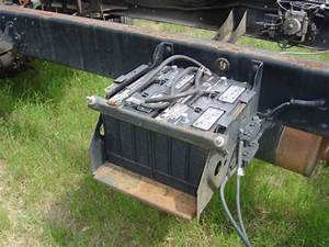 Mitsubishi Fuso Battery Box Fh 1996