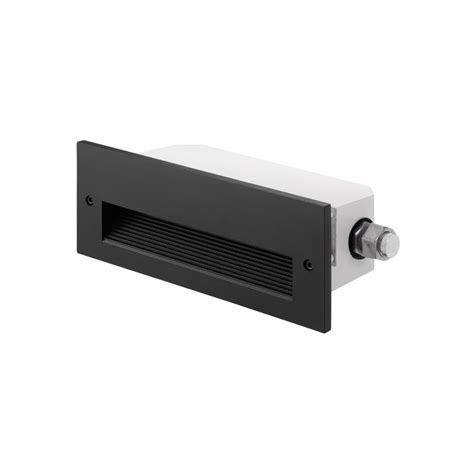 838led outdoor step light power module trim by juno