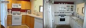 Refacing Kitchen Cabinets White - home decor - Takcop com