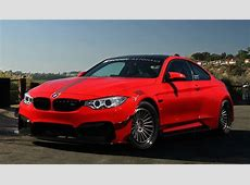 Vorsteiner BMW M4 GTRS4 Returns in Red