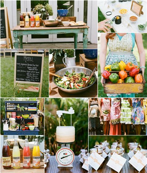 kitchen themed bridal shower ideas top 5 bridal shower themes 2013
