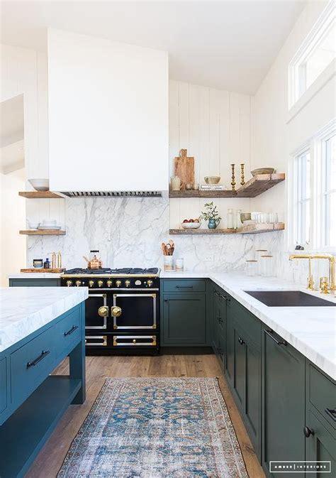 hunter green kitchen cabinets transitional kitchen