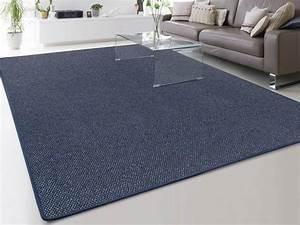 Teppich Nach Maß Gekettelt : moderner teppich l ufer nach mass in blau ~ Eleganceandgraceweddings.com Haus und Dekorationen