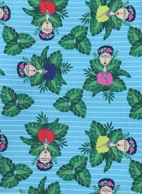 TD15 – Tecido Digital Frida Tropical (Estampa Marcelo ...
