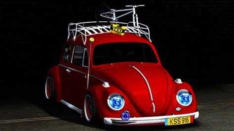 Caravelle 4k Wallpapers by Lfs Volkswagen Beetle Araba Yaması Oyun Modları