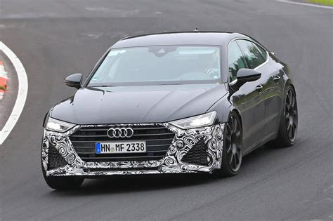 Audi Spotted Testing Ahead Launch Pictures