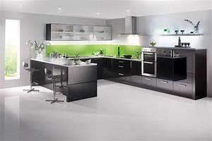 50 Foto di Cucine Moderne con Penisola MondoDesign it