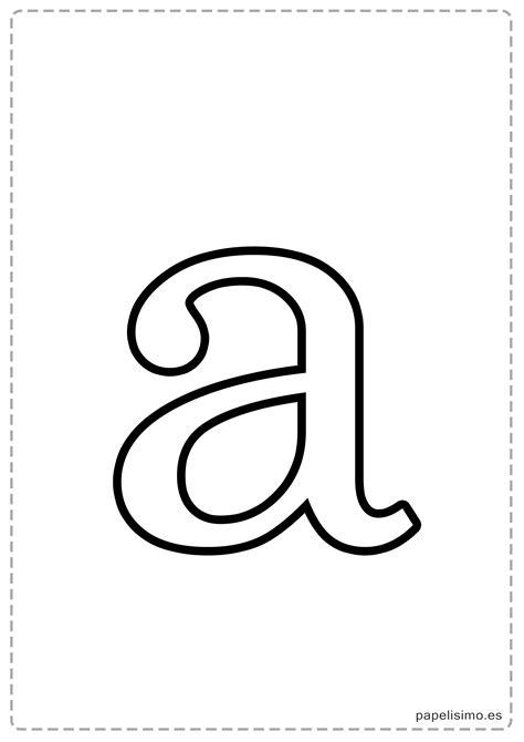 letras grandes para imprimir min 250 sculas papelisimo