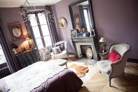 chambre boudoir décoration chambre boudoir