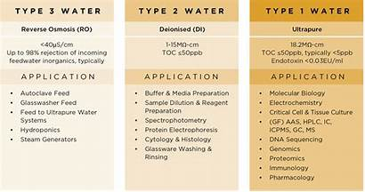 Water Lab Types Purification Science Studies Guides
