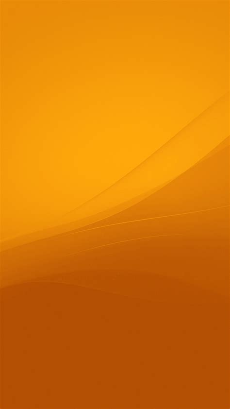 xperia lollipop orange wallpaper gizmo bolt exposing