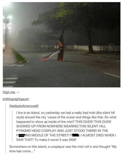pyramid head  halloween funny funny pictures
