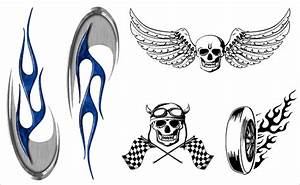Custom Bike Stickers  U0026 Decals Wholesale Printing By