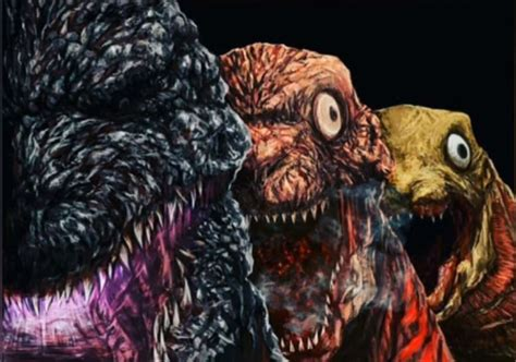 Evolution Of Shin Godzilla By Smashbro164 On Deviantart